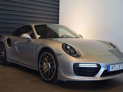 brugt Porsche 991 Turbo S
