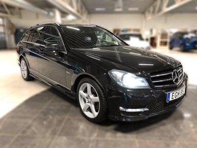 begagnad Mercedes C220 T CDI 4MATIC 170hk, Drag,