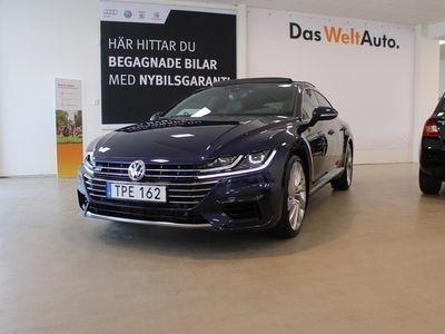 begagnad VW Arteon TDI 240 GTS R-LINE DSG7