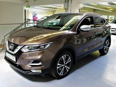 begagnad Nissan Qashqai 1.3 DIG-T Euro 6 140hk / TEKNA PLUS