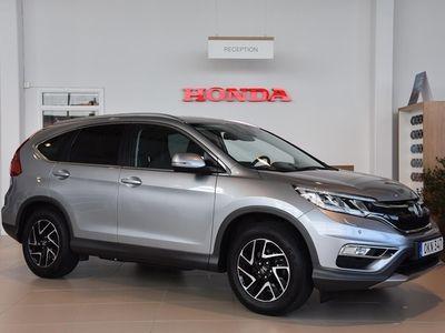 begagnad Honda CR-V 1.6 2WD Elegance Plus -16