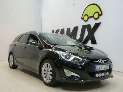 begagnad Hyundai i40 1.7 CRDi Automatisk 136hk ****