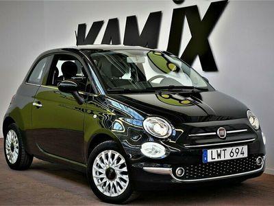 begagnad Fiat 500 1.2 Lounge | Pano | S&V Hjul | 69hk