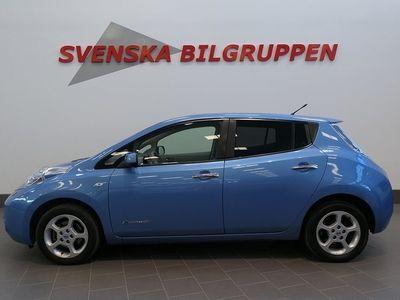 used Nissan Leaf 24 kWh Single Speed Navi LM S+V-hjul