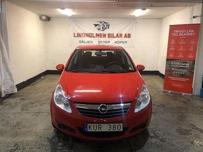 begagnad Opel Corsa 5-dörrar 1.2 ecoFLEX Easytronic 85