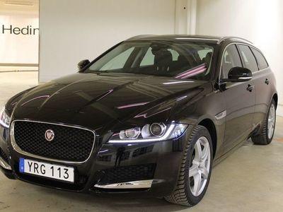begagnad Jaguar XF Sportbrake SPORTBRAKE 2.0D 180PS RWD SIGNATURE
