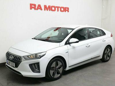 begagnad Hyundai Ioniq Hybrid 1.6 DCT Trend 141hk
