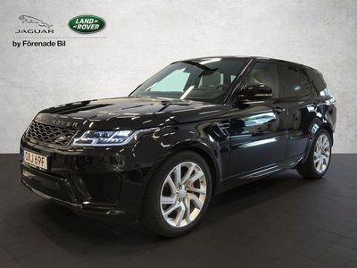 begagnad Land Rover Range Rover Sport P400e Aut 404hk