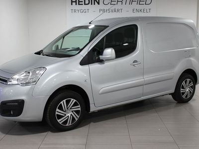 begagnad Citroën Berlingo Van 1.6 BlueHDI 99 HK