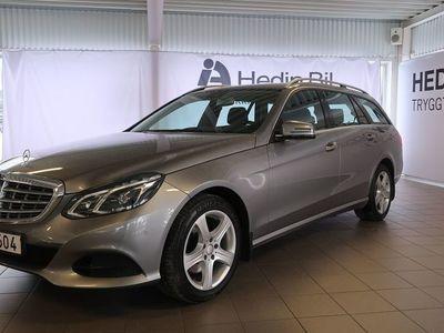begagnad Mercedes E350 Kombi Dragkrok