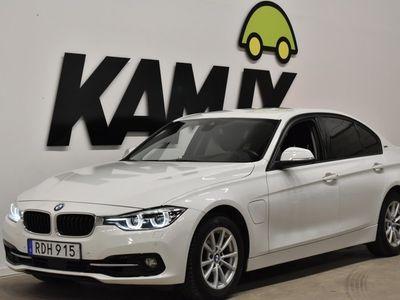 begagnad BMW 330e Sportline Navi S&V-Hjul (252hk)