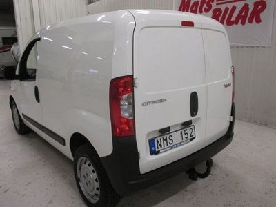 begagnad Citroën Nemo 1,2 Hdi 75 Hk Stop&Go Manuell -11