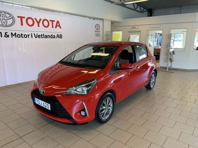 begagnad Toyota Yaris Active 1.5 5-dörr