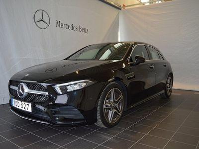begagnad Mercedes 180 A-klass7G-DCT Euro 6 116hk