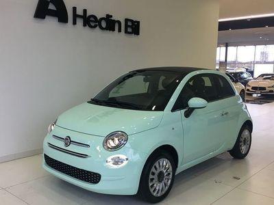 begagnad Fiat Coupé 500 LOUNGE 1.2 69 HK MY20 *NYBILSKAMPAN*