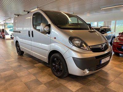 begagnad Opel Vivaro 115 hk CDTI - Webasto