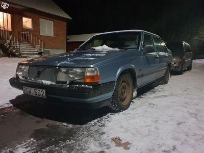 begagnad Volvo 944 automat -92