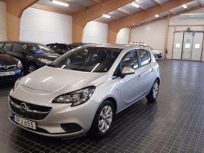begagnad Opel Corsa 5-dörrar 1.4 Euro 6 90hk(M-värmare+Farthållare)