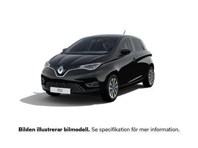 begagnad Renault Zoe R110 PhII 52 kWh Zen batterihyra