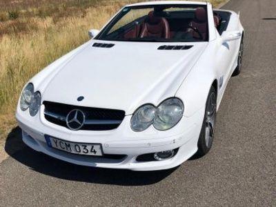 brugt Mercedes SL350 -07