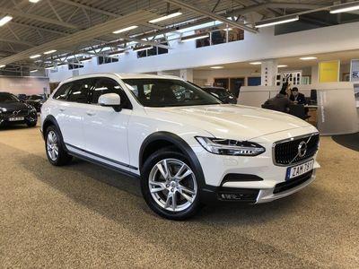 begagnad Volvo V90 CC D4 AWD Business Adv 2018, Kombi 359 500 kr