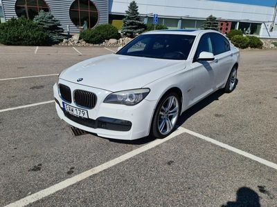 begagnad BMW 740 d M Sport
