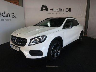 brugt Mercedes GLA200 7G-DCT AMG-Line -19