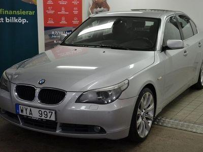 begagnad BMW 530 258hk aut sv-såld skinn pdc