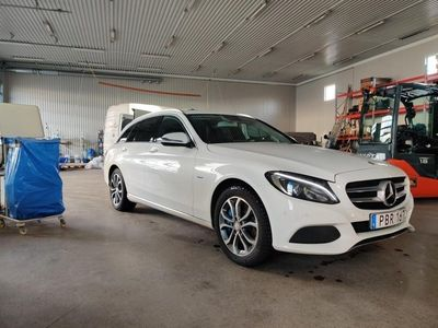 begagnad Mercedes C350 T e 7G-Tronic 272hk