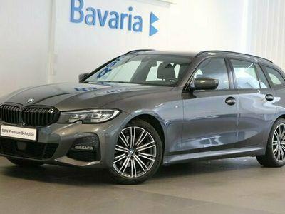 begagnad BMW 320 d xDrive Touring M sport WInter Drag Comfort pack 2021, Kombi Pris 429 700 kr