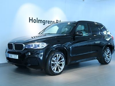 begagnad BMW X5 30d M-SportInnovationDragKomfortstol