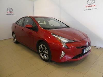 begagnad Toyota Prius Hybrid 1.8 VVT-i Hybrid CVT Euro 6 123hk, EXECUTIVE