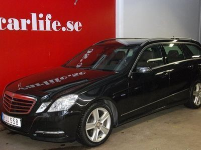 brugt Mercedes E350 E BenzCDI 4MATIC 2012, Personbil 199 000 kr
