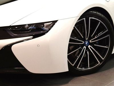 begagnad BMW i8 Roadster 1.5 + 11.6 kWh Travel ConnectedDrive Package