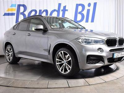 begagnad BMW X6 xDrive30d / M Sport / Värmare/ 2,95%RÄNTA