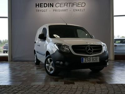 begagnad Mercedes Citan 109 CDI FIGHTER -19