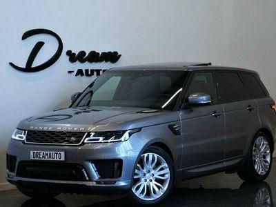 begagnad Land Rover Range Rover Sport SDV6 NYBILSGARANTI