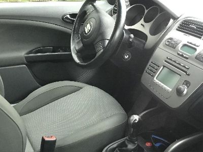 begagnad Seat Altea 1,6