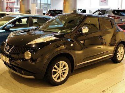 begagnad Nissan Juke 1.6 117hk / AUTO / ACENTA
