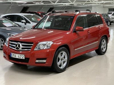 begagnad Mercedes GLK220 CDI 4MATIC BlueEFFICIENCY 7G-Tronic 170hk