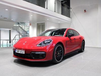 begagnad Porsche Panamera GTS GTS