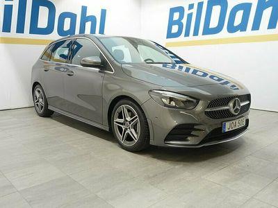 begagnad Mercedes B180 7G-DCT AMG Euro 6 136hk