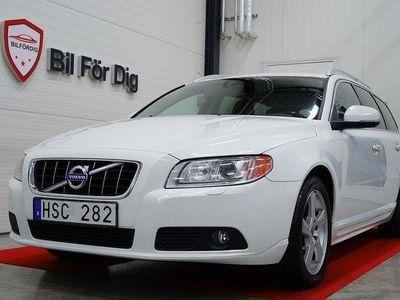 begagnad Volvo V70 T4 Powershift Aut Summum 180hk,Drag