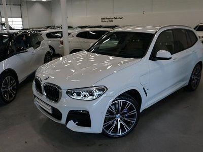 begagnad BMW X3 xDrive 30e M Sport Innovation Drive Assistant Harman Kardon