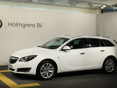 begagnad Opel Insignia Sports Tourer Business Sports Tourer 2.0 CDTI AT6 4x4 /170hk Kombi