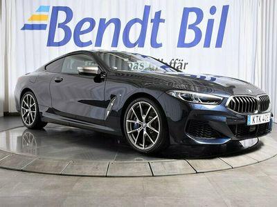 begagnad BMW M850 i xDrive / 530hk / B&W / Laser