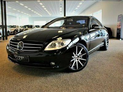 begagnad Mercedes 500 CL Benz7G-Tronic 2008, Personbil Pris 189 990 kr