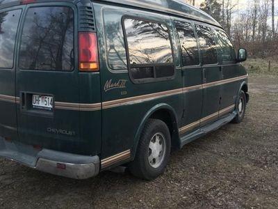 begagnad Chevrolet Express 1500 Conversion Van 5.7 V8