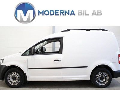 begagnad VW Caddy 2.0 ECOFUEL 109HK DRAG M-VÄR