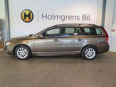 begagnad Volvo V70 II D4 (163hk) VOC Momentum